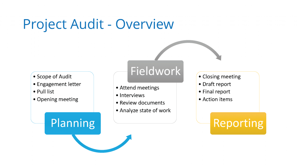 Project Audits Process